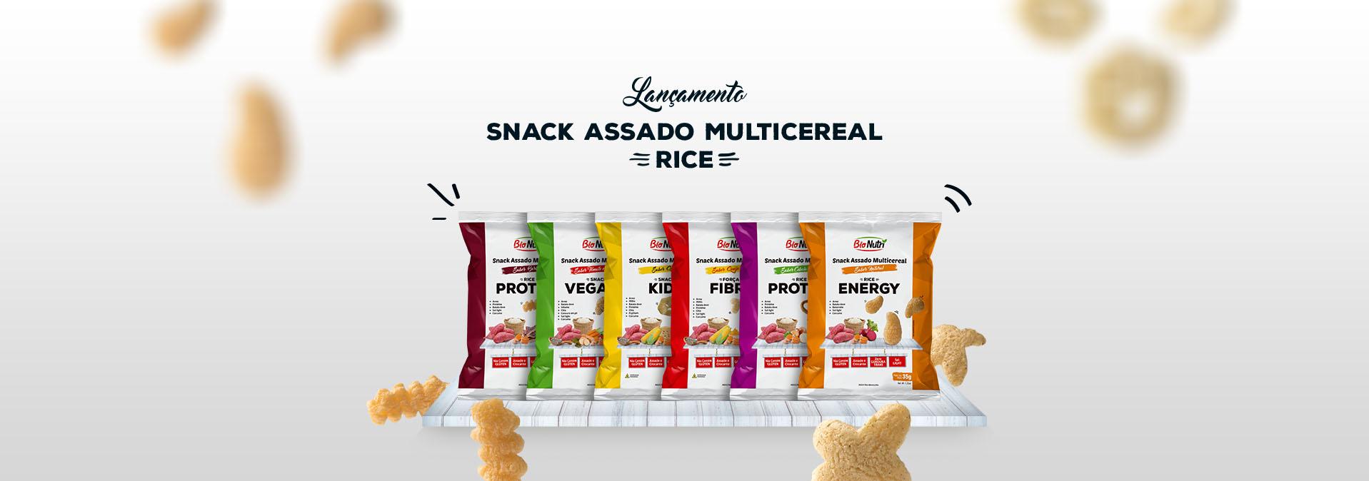 Snack Rice Bionutri