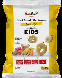 Snack de Arroz Kids Bionutri